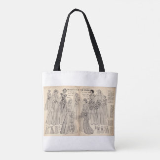 The 1948 Bride Tote Bag
