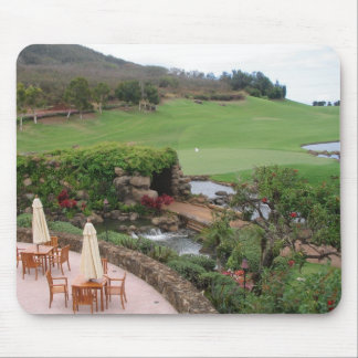 The 19th Hole Mouse Pad