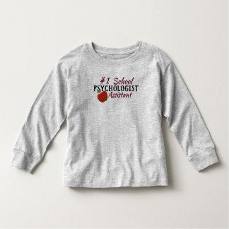 The #1 School Psychologist Assistant Shirt