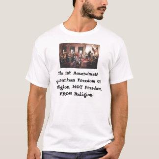 The 1st Amendment T-Shirt