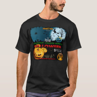 The 2010 Urgent Frequency Halloween Special shirt