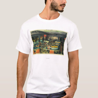 The 21 Club Casino, Hotel Last Frontier T-Shirt