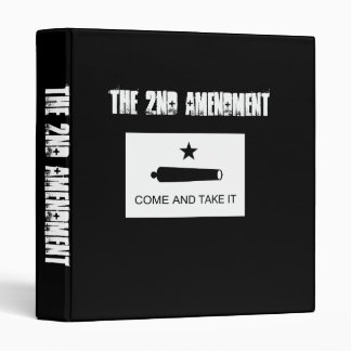The 2nd Amendment  Binder