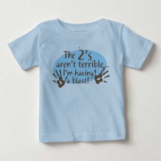 The 2's aren't terrible... baby T-Shirt