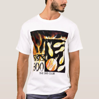 THE 300 CLUB BOWLING SHIRT by Teo Alfonso