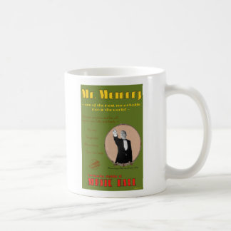 The 39 Steps: Advertising Poster for Mr. Memory Coffee Mug