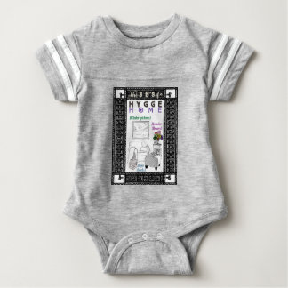 The 3 B's of a Hygge Home Baby Bodysuit