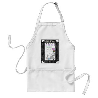 The 3 B's of a Hygge Home Standard Apron