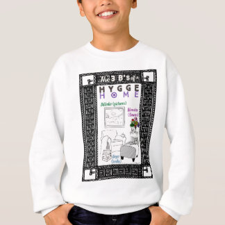 The 3 B's of a Hygge Home Sweatshirt