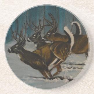 The 3 Deers Coaster