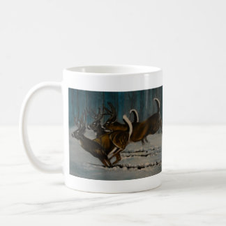 The 3 Deers Coffee Mug