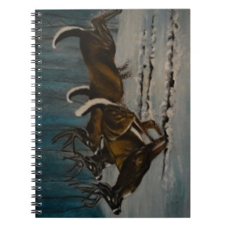 The 3 Deers Note Books