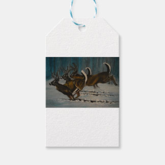The 3 Deers Pack Of Gift Tags