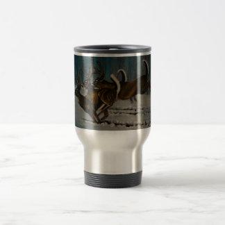 The 3 Deers Travel Mug
