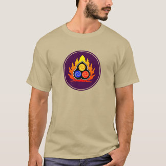 The 3 Jewels - Taoism / Tao Te Ching / Lao Tzu T-Shirt