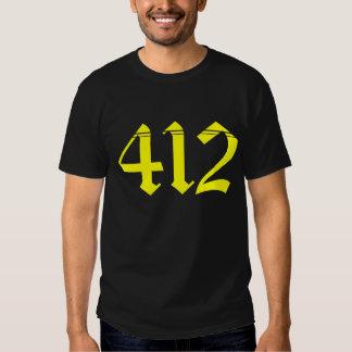 The 412 tshirt