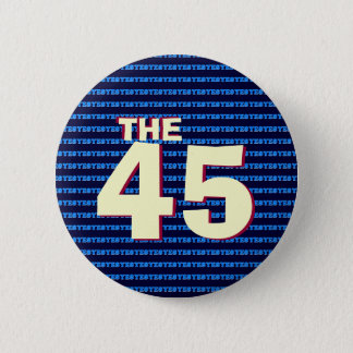 The 45 Scottish Independence Badge 2 Inch Round Button