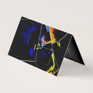 The 47th Problem Of Euclid Business Card