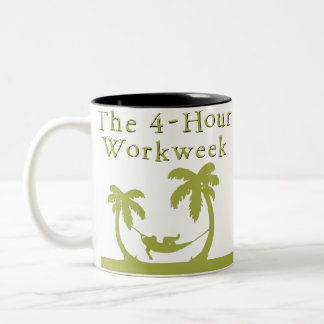 The 4-Hour Workweek Mug