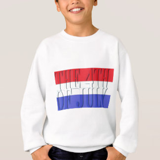 THE 4TH JULY SWEATSHIRT