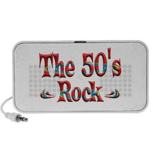 The 50's Rock iPhone Speakers