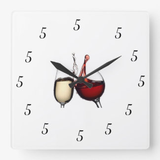 """**THE 5:00*** CLOCK THAT REALLY HAS IT """"ALL DAY"""""""
