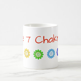 The 7 Chakras Coffee Mug