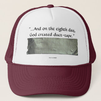 The 8th Day Trucker Hat