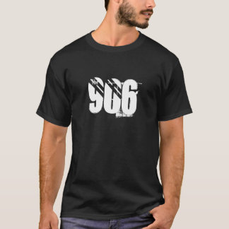 """the 906"" Black Upper Peninsula Michigan tshirt"