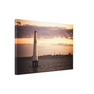The Abandoned Guide Canvas Print