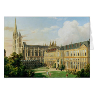 The Abbey Church of Saint-Denis Card