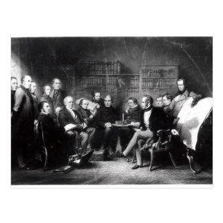 The Aberdeen Cabinet Postcard