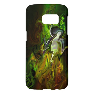 The Abstract story 3 Samsung Galaxy S7 Case