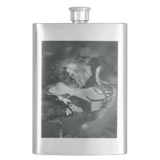 The Abyss Hip Flask