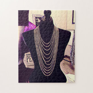 The Accent Necklace Jigsaw Puzzle