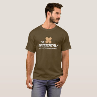 The Accidentalz Band Tee Shirt