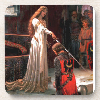 The Accolade - add your image Coaster
