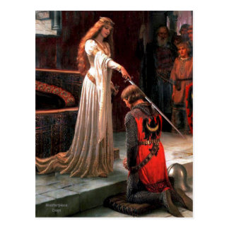 The Accolade - add your image Postcard