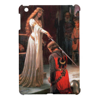 The Accolade - add your own pet iPad Mini Cover