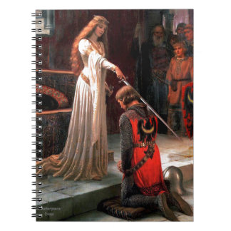 The Accolade - add your own pet Notebook