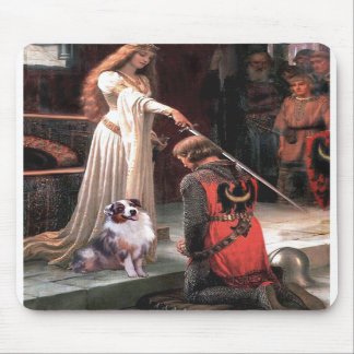 The Accolate - Aussie Shep 1 Mouse Pad