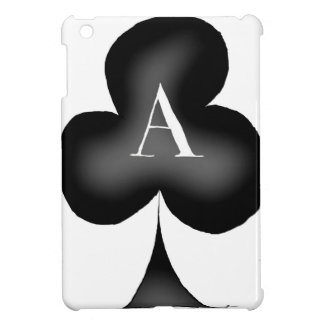 The Ace of Clubs by Tony Fernandes iPad Mini Cases