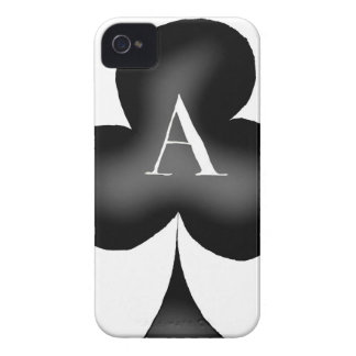 The Ace of Clubs by Tony Fernandes iPhone 4 Case