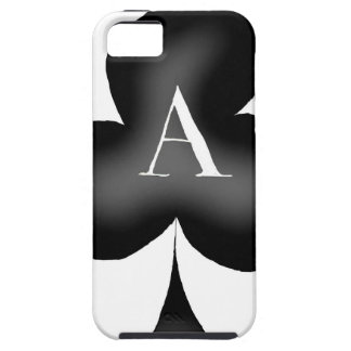 The Ace of Clubs by Tony Fernandes iPhone 5 Case