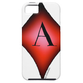 The Ace of Diamonds by Tony Fernandes iPhone 5 Case