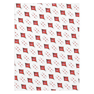 The Ace of Diamonds by Tony Fernandes Tablecloth