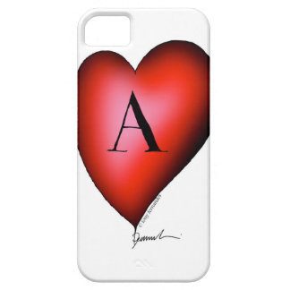 The Ace of Hearts by Tony Fernandes Case For The iPhone 5