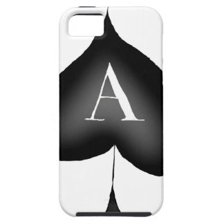 The Ace of Spades by Tony Fernandes iPhone 5 Covers