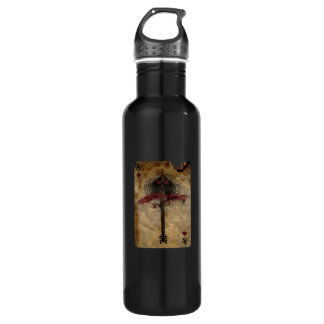 the ace of spades water bottle