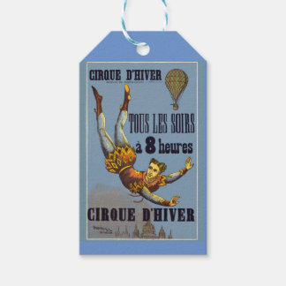 The Acrobat Gift Tags
